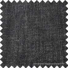 Black Cotton Spandex Polyester Denim Fabric of High Quality