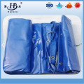 High tensile strenght waterproof pvc coated tarp cover