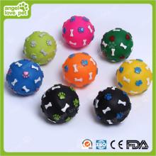 Dog Vinyl Squeaky Ball Toy, Pet Toy