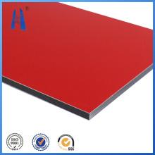 PVDF Aluminum Composite Plastic Panel/Sheet/Board