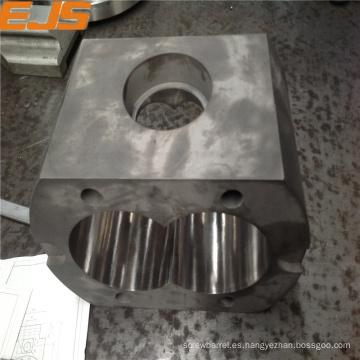 alimentación cubierta con base acero 38CrMoAlA por barril