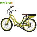 TOP vélo électrique le plus populaire à vendre vélo de plage électrique cruiser fabriqué en Chine