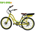 TOP most popular electric bicycle for sale electric beach cruiser bike made in China