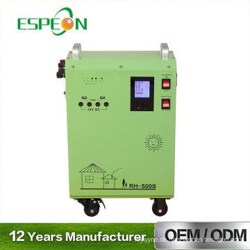 Ac Home 5W-5000W Portable Solargenerator Mini