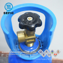 SEFIC ISO7866 portable aluminum medical oxygen cylinder price oxygen tank cylinders