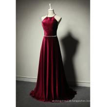 LSQ036 Crystals halter hot arab sexy belly dance dress crochet sexy nighty maxi fancy dresses