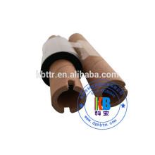 Échantillon gratuit compatible, ruban de transfert thermique fc2, résine de lavage noir