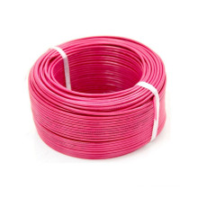 600V 3x1.5 electric wire cable copper conductor THHN/THW/THWN wire