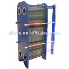 Trocador de calor de gaxeta para turbina óleo refrigerador, indústria química