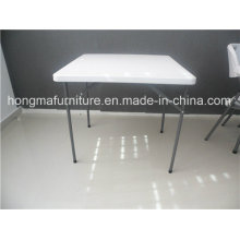 Square Folding Table for Outdoor Activity Use