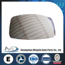 Chrome-plated Mirror Glass with Anti-shatter Film