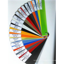 Feuille colorée G10 pour modèle RC