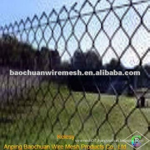 Rot proof protecting mesh fence galvanized chain link fence
