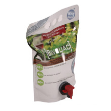 Wine Pouch/Gusseted Wine Bag with Spout/Aluminum Wine Bag