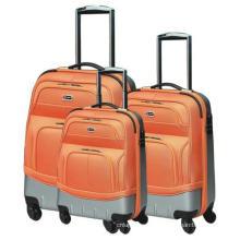 Горячий цвет чемодан тележка камера сумка