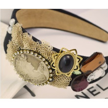 Bijoux fantaisie / bijoux fantaisie / ruban bandeau en satin (XHJ12048)