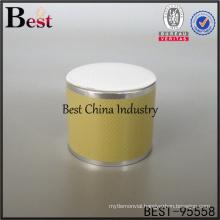 metal perfume cap for screw cap perfume bottles free sample made in china