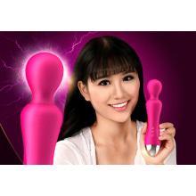 Injo Dildo G-Spot Massagem Sex Toy para Mulheres Ij-S10022