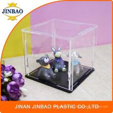Jinbao Custom clear acrylic toy display case
