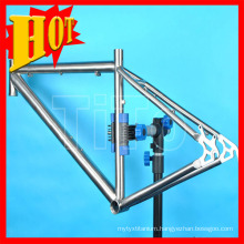 Bike Full Bicycle Frame Titanium Full Suspension Frame