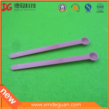 Wholesale of Lab Plastic Anti-Static Pink Spoon