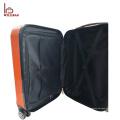 Divertido maleta personalizada logotipo carretilla viajes bolsas maleta carro