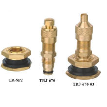 Vástago de válvula de neumático OTR TRJ-670