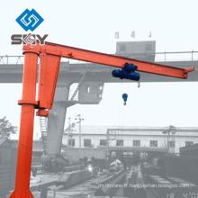 360 Degrés Slewing Arm Jib Crane à vendre