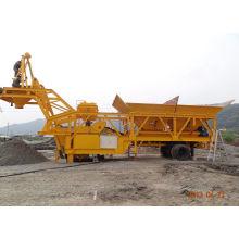 Planta móvil de hormigón Yhzs 50 (50m3 / h)