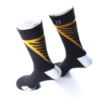 Wholesale Knitted Cushioned Men Elite Custom Sports Sock