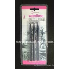 Безлесные чернографитных карандашей 3 шт блистерная упаковка