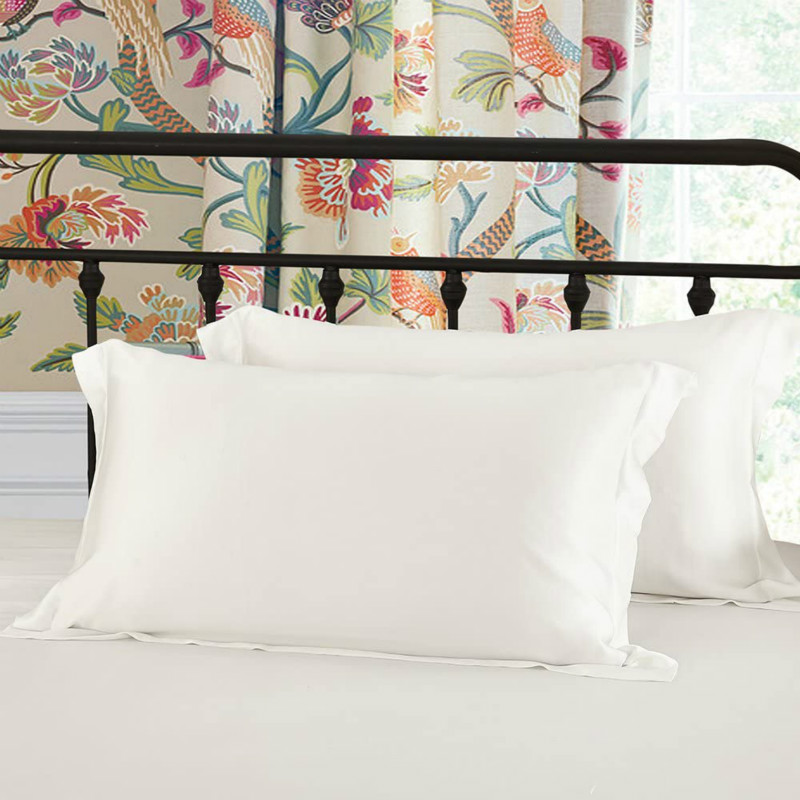 Ivory Pillowcases