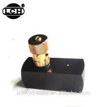 ss316 hydraulisches Flansch-Nadelventil
