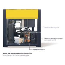 Винтовой воздушный компрессор 250кВт для бурения
