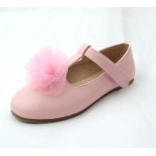 La manera hermosa 2016 embroma los zapatos de la muchacha de los niños al por mayor