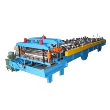 Único molde de la prensa del molde que forma la máquina