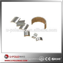 Linear motor magnet