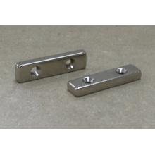 Permanent Starker NdFeB Magnet mit Senkkopfloch