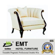 Sofá de cinco estrellas del hotel sofá moderno para la venta (EMT-SF32)
