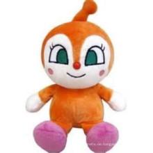 Kundenspezifischer OEM! Mädchen Plüsch Anpanman Spielzeug