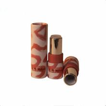 Biodegradable lipstick tube empty lips Balm Packaging
