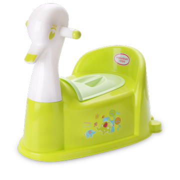 Duck Shape Baby Trainer Toilet