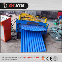 C8/C21 Russia Type Roof Panel Roll Forming Machine