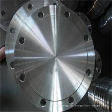 Carbon steel flange blind flange