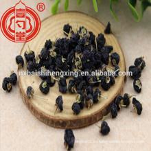 Baya seca de goji negro con alto antocianina anti-envejecimiento