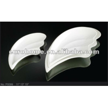 Platos de porcelana -eurohome P0099