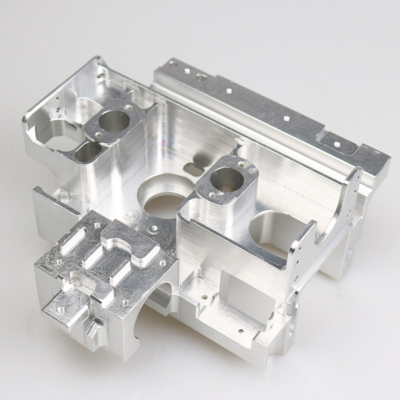 5 axis customized cnc machining motor parts