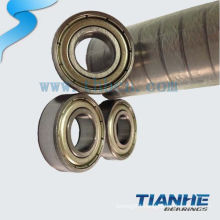 chrome steel long life Miniature Ball Bearing 608 ZZ jiangsu frees samples