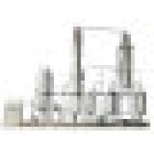 Top Newly Advanced Car Black Engine Oil Distillation Plant (EOR)