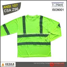 ANSI107 Hi Vis Reflective Long Sleeves Shirt